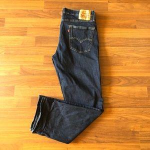 Men's Levi's 514 size 36x30
